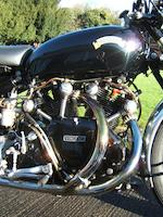 1950 Vincent 998cc Series-C Black Shadow