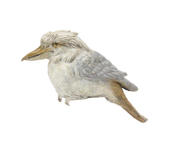 Barbara Tribe (Australian, 1913-2000) Kookaburra