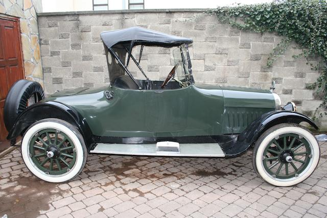 1918 Oakland Model 34B Roadster  Chassis no. C23988