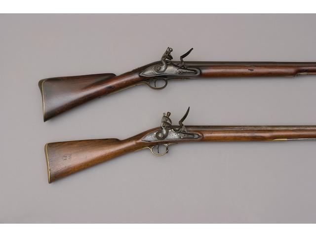 A Flintlock Service Musket