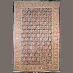 A Malayir carpet West Persia, 509cm x 340cm