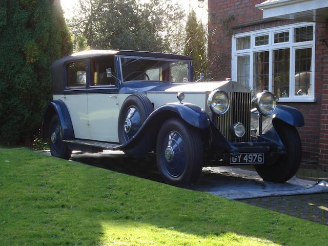 1932 Rolls-Royce 40/50hp Phantom II Sedanca De Ville 171GN