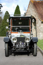 The RREC Annual Rally ' Best in Class' and 'Most Elegant Car in Show' award winning,1911 Rolls-Royce 40/50hp Silver Ghost D-fronted Open Drive Landaulette  Chassis no. 1779 Engine no. 74