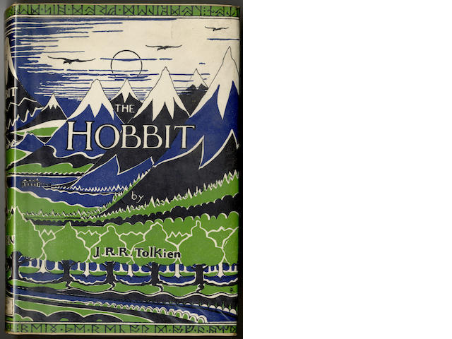 TOLKIEN (J.R.R.) The Hobbit