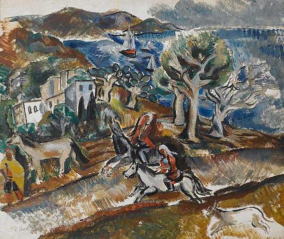 Valentine Henriette Prax (French, 1899-1981) Morocco