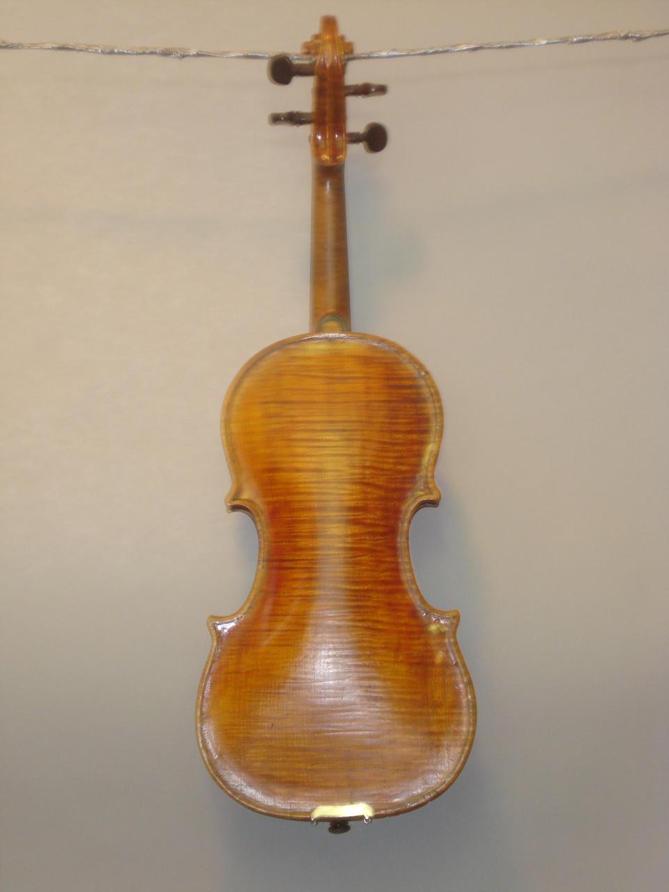 A Violin of some quality circa 1800