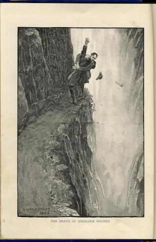 DOYLE (ARTHUR CONAN) The Memoirs of Sherlock Holmes