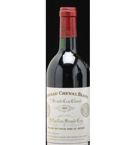 Chateau Cheval Blanc 1985, St. Emilion (6)