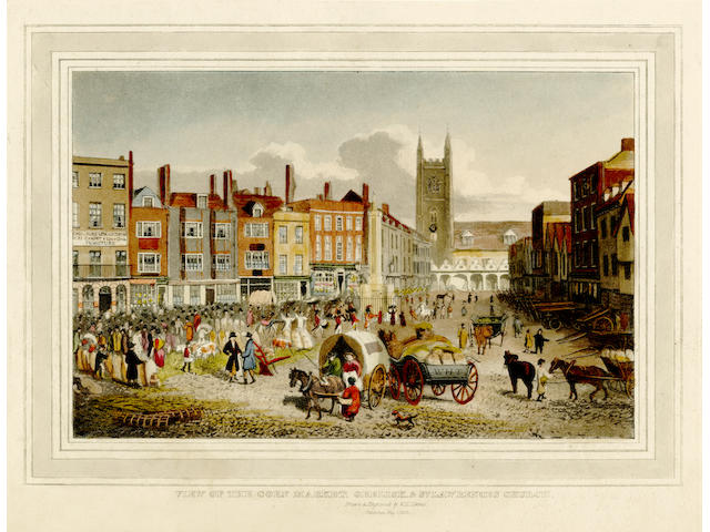 READING TIMMS, W.H., artist and engraver, Twelve Views of the Town of Reading, Gentlemens Seats, &c.