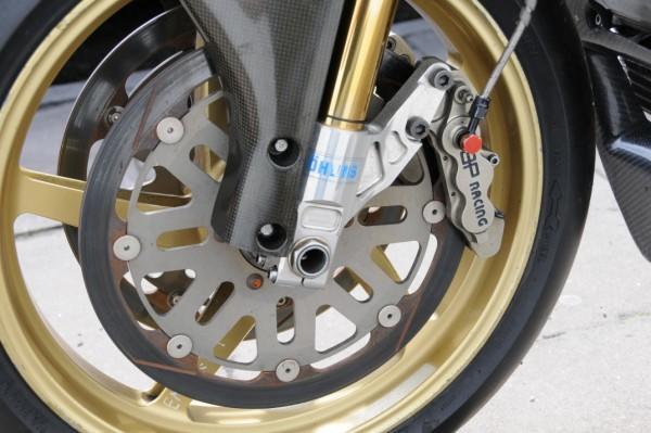 1996 Ducati 955 Factory Corsa Frame no. ZDM916S-007159 Engine no. ZDM916W4-007624