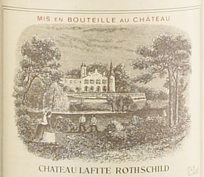 Chateau Lafite Rothschild 1982, Pauillac (6)