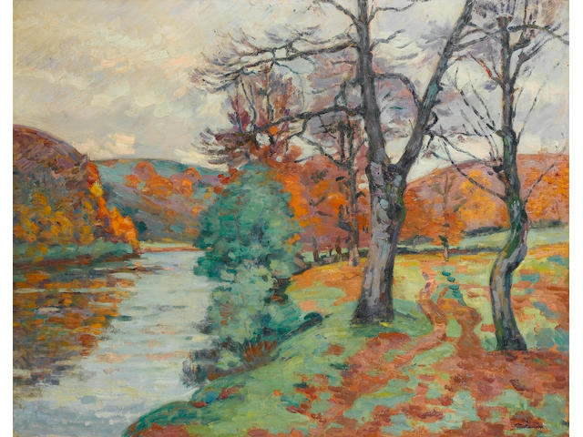 Armand Guillaumin (French, 1841-1927)