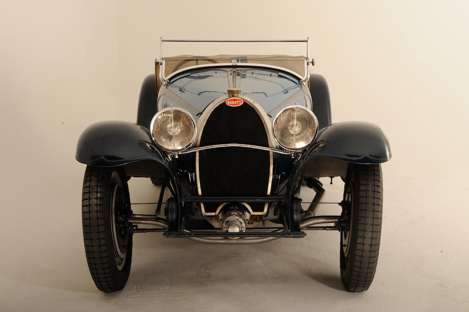 1932 Bugatti Type 55 Super Sport Roadster  Chassis no. 55208 Engine no. 12