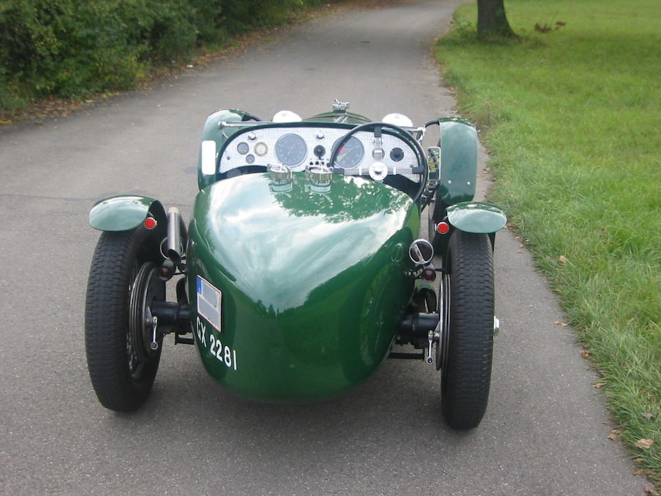 The Le Mans 24 Hours, Ards TT,1932 Alta 1,100cc Two-Seater Sports  Chassis no. 14 Engine no. 14
