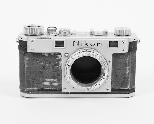 Nikon 1 camera