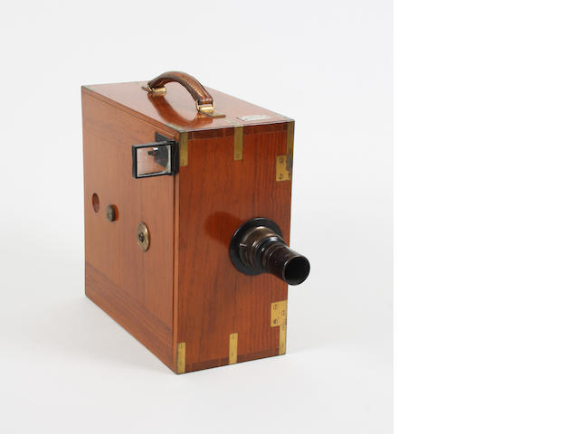 Ensign Cinematograph camera