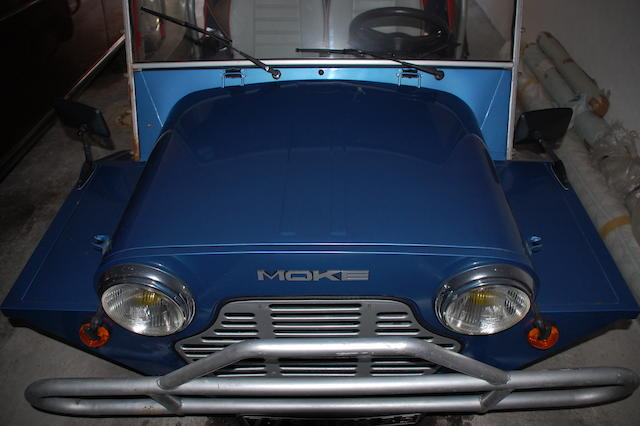1987 Rover Mini Moke to be advised