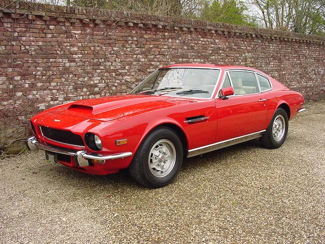 Bonhams 1975 Aston Martin V8 Series 3 Saloon Chassis No V8 11186 Lca Engine No V 540 1186