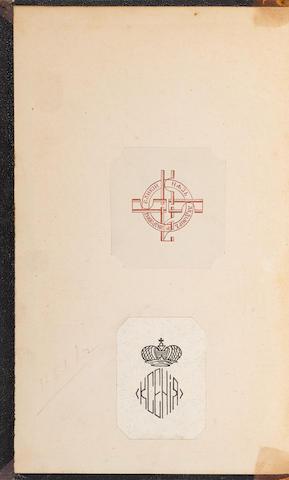 ZABELIN (IVAN EGOROVICH) Istoria Russkoi Zhizni s drevneishikh vremen, 2 vol.