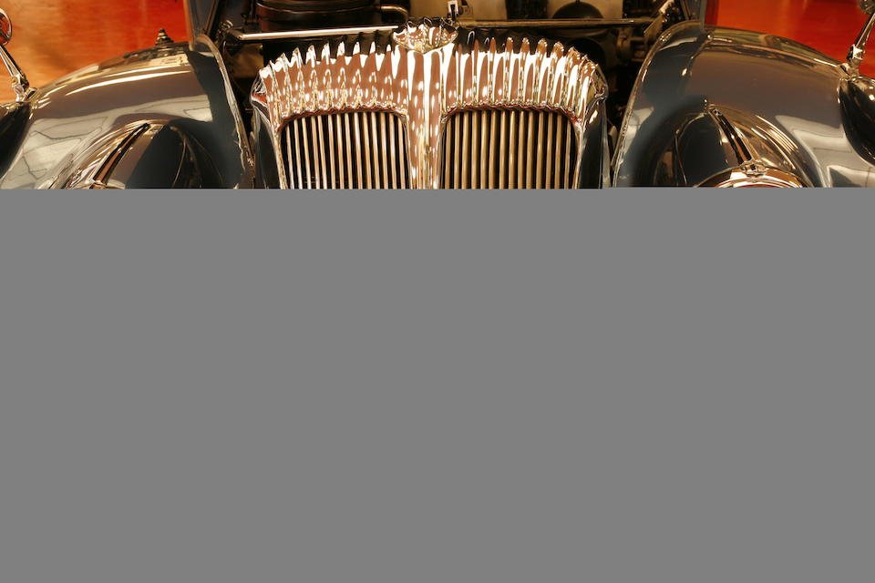 1951 Daimler DB18 Special Sports Drophead Coupé  Chassis no. D53913 Engine no. to be advised