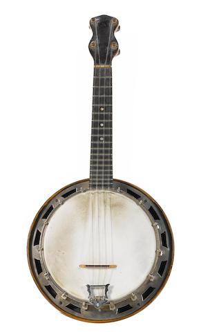 Goerge Formby's Abbott banjolele