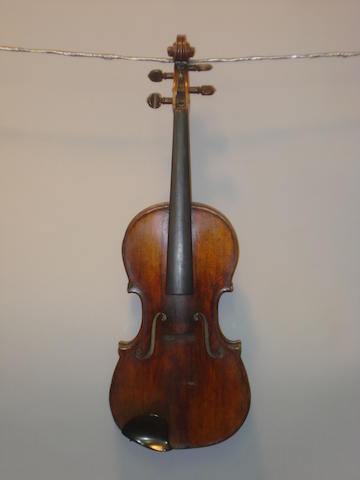 A French Violin, circa 1840