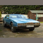 Formerly the property of William Towns,1979 Aston Martin Lagonda Saloon 13009