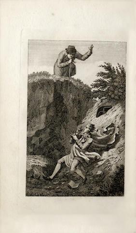 KHEMNITSER (IVAN IVANOVICH) Basni i Skazki, 3 parts in one vol.