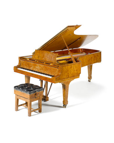 Sir Elton John's Steinway No.421840 Grand Piano (circa 1971)