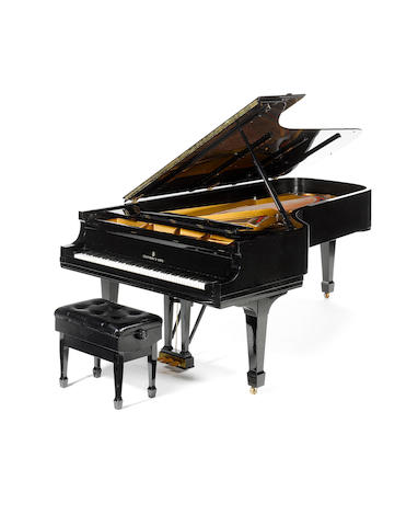 Sir Elton John's Steinway No.426549 Grand Piano, (circa 1972)