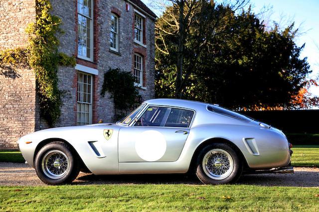 1962 Ferrari 250SWB Berlinetta Reproduction  Chassis no. 2835 Engine no. 2835