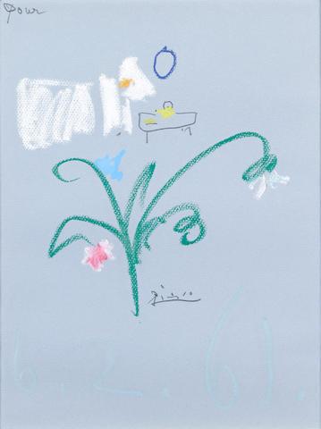 Pablo Picasso (1881-1973) Pour Dorothée