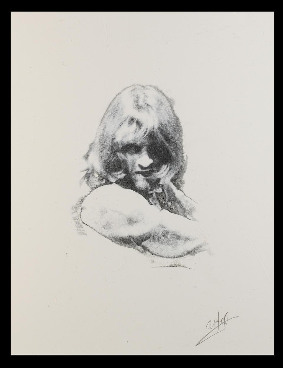 Led Zeppelin: 'BBC Sessions' album artwork, 1997,