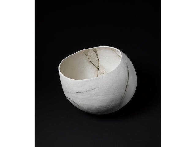 Gordon Baldwin (British, b.1932) a large Bowl, 1999 Diameter 48cm (19in.)