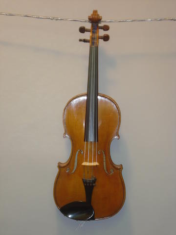 A Hawkes and Son Violin circa 1900
