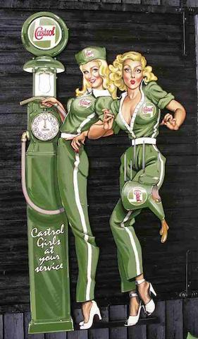 Tony Upson, 'Castrol Lubrication',