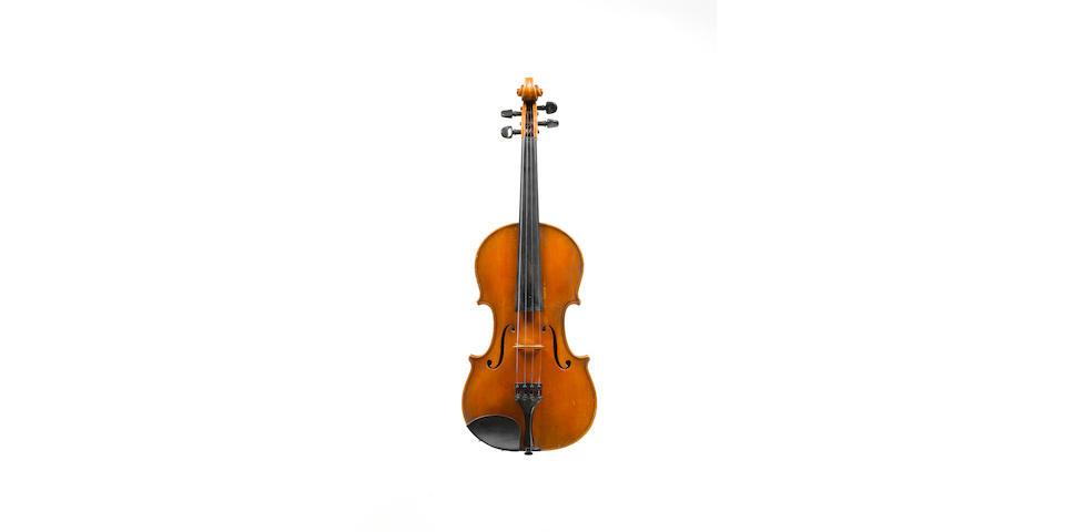 An Italian Violin by Giuseppe Lucci 1961
