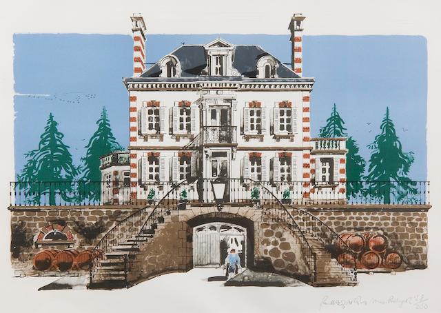 Paul Hogarth Maison Bollinger