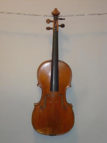 An interesting Viola circa 1870