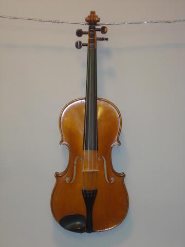 A Mirecourt Viola of the Derazey School circa 1900