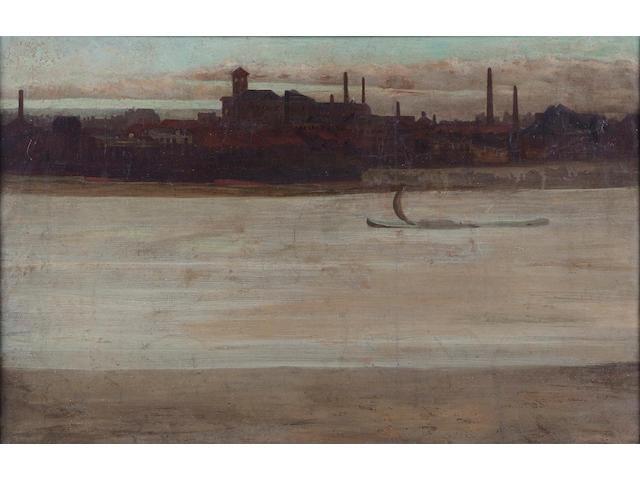 Walter Greaves (British, 1846-1930)