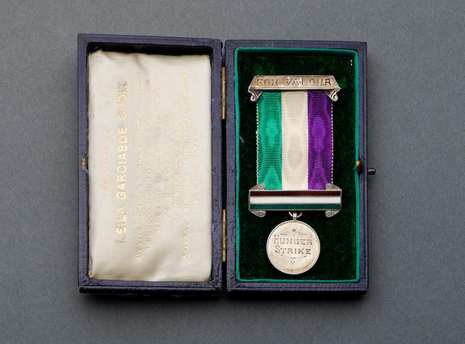 Suffragette Medal,