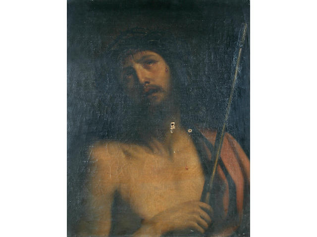 After Guido Reni Christ, Our Man of Sorrows,