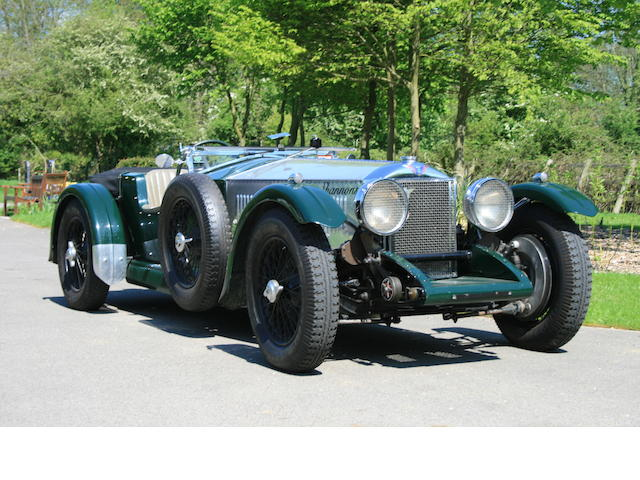 1930 Invicta S-Type,