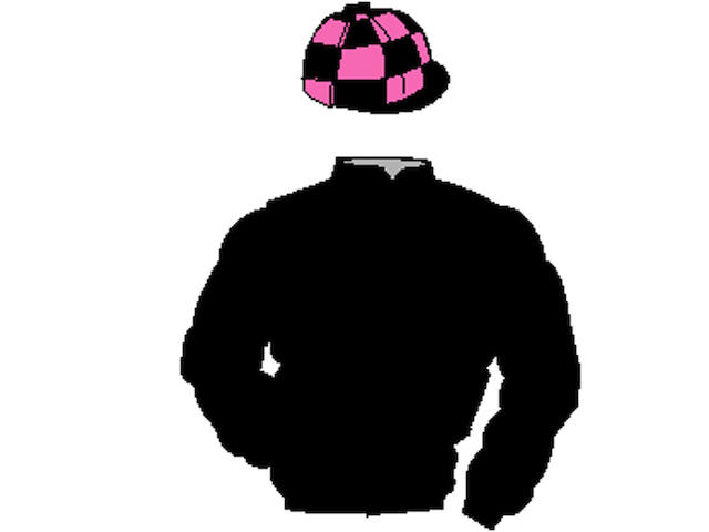 Distinctive Colours: Black, Pink check cap