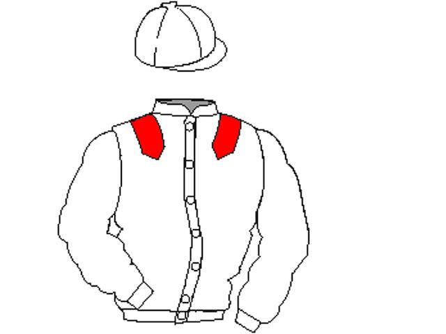 Distinctive Colours: White, Red epaulets, White cap
