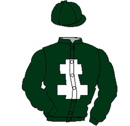 Distinctive Colours: Dark Green, White cross of Lorraine