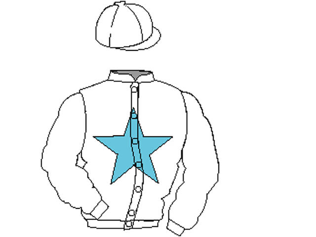 Distinctive Colours: White, Blue star
