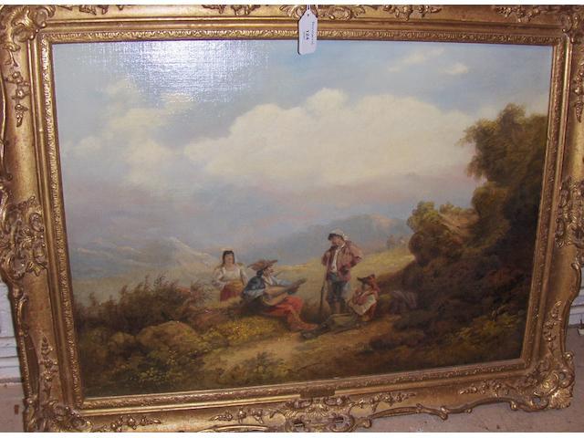 John Joseph Barker (of Bath) (British, 1824-1904) ((2))