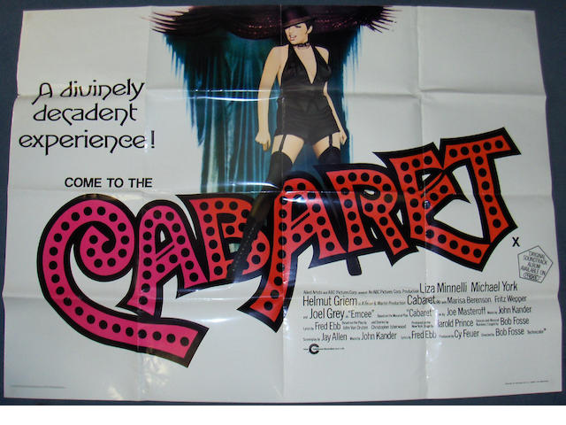 Cabaret, 1972, Allied Artists,
